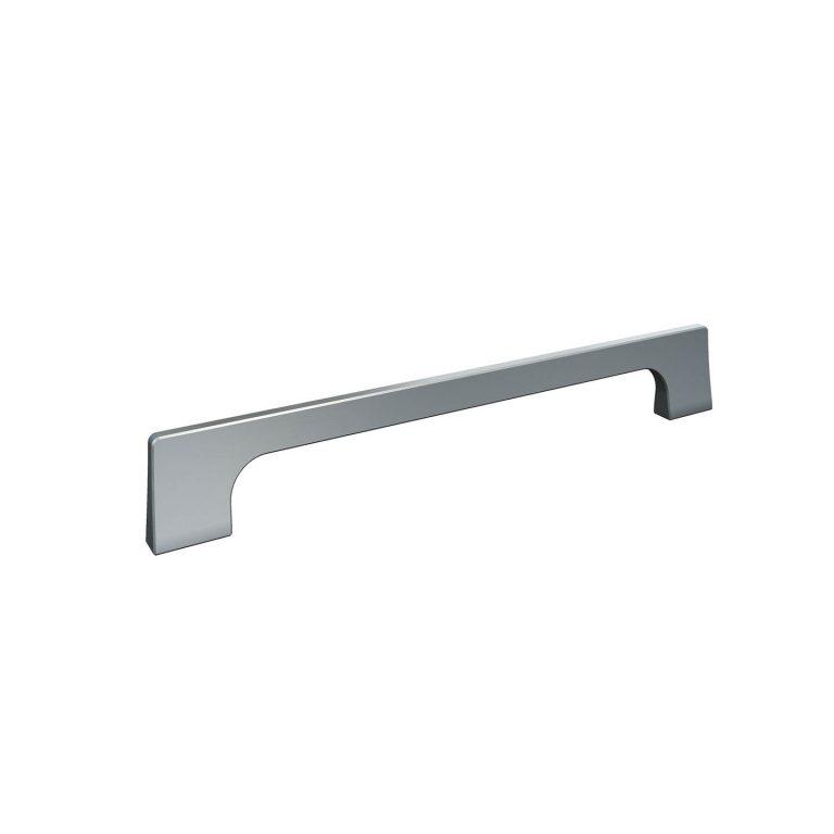 artego Küchen · Griff 129 Edelstahloptik