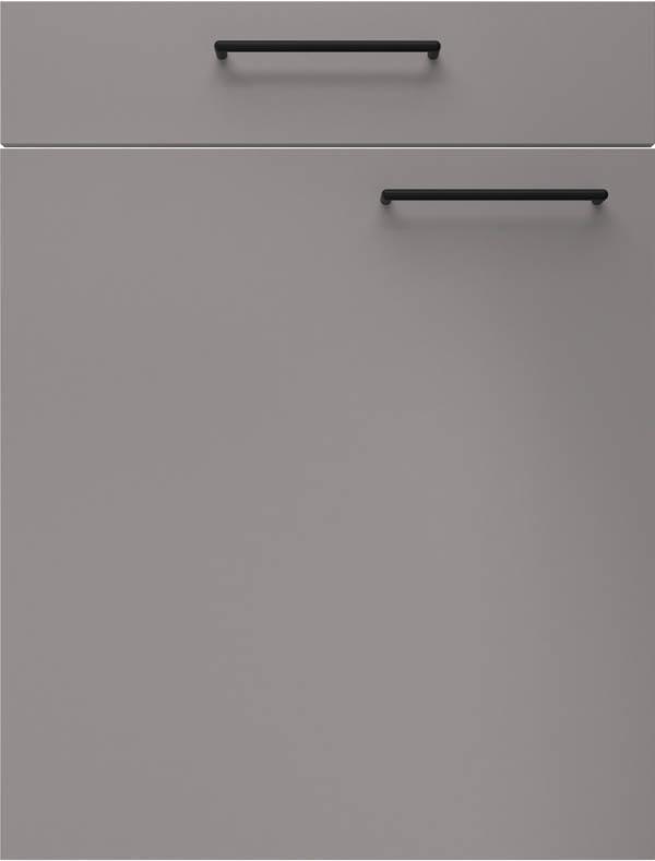artego Küchen · Front Turin · 14012 Arctisch Grijs