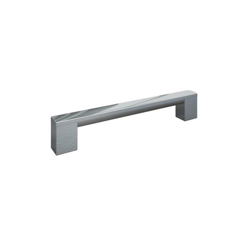 artego Küchen · Griff 165 Metall, Chrom