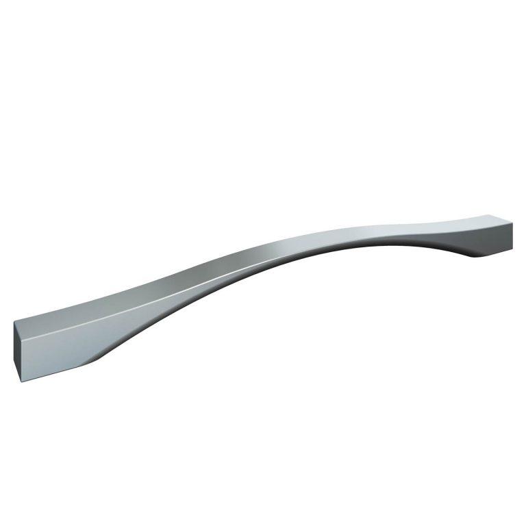 artego Küchen · Griff 172 Edelstahloptik