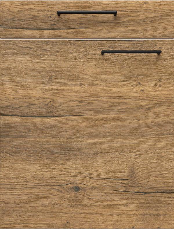 artego Küchen · Front Trendy · 23074 Eiken Bruin