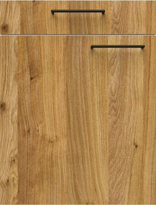 artego Küchen · Front Artwood · 25025 Eiken Marron