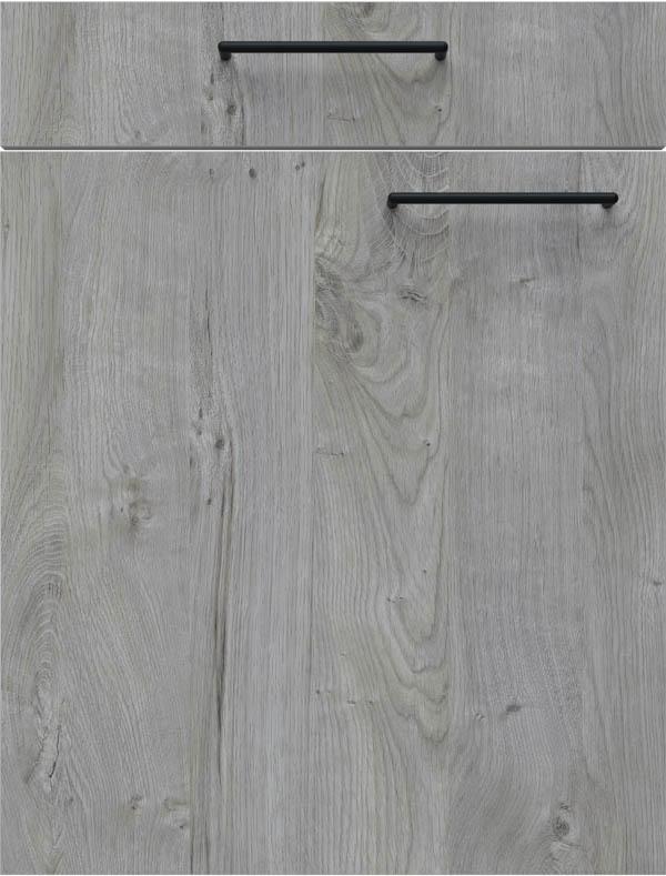 artego Küchen · Front Artwood · 25036 Zilveren Eiken