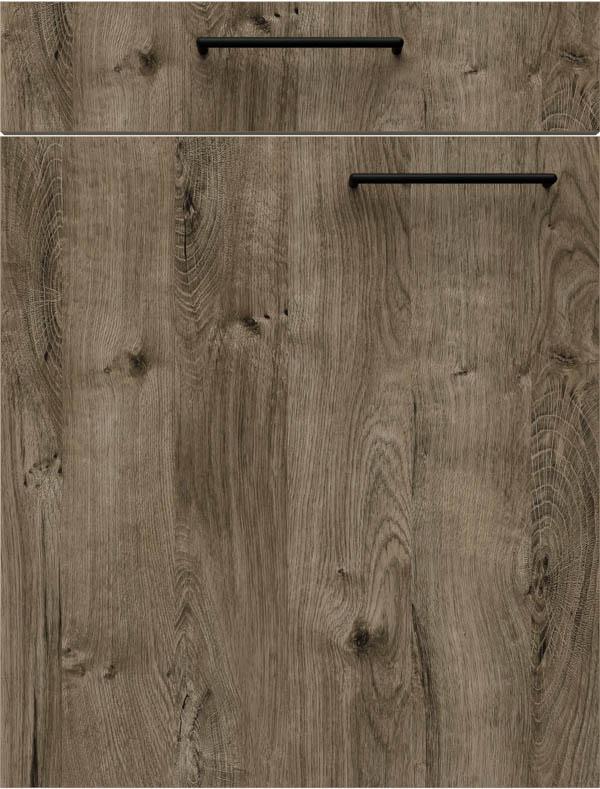 artego Küchen · Front Artwood · 25038 Tabak Eiken