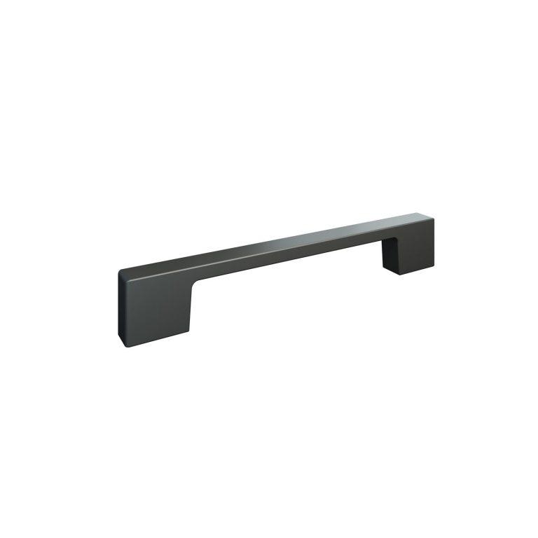 artego Küchen · Griff 270 Titanoptik