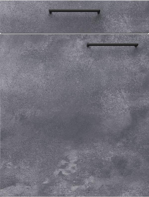 artego Küchen · Front Face · 27086 Steel