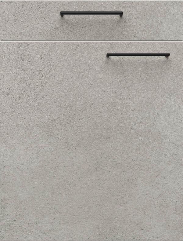 artego Küchen · Front Face · 27087 Silver