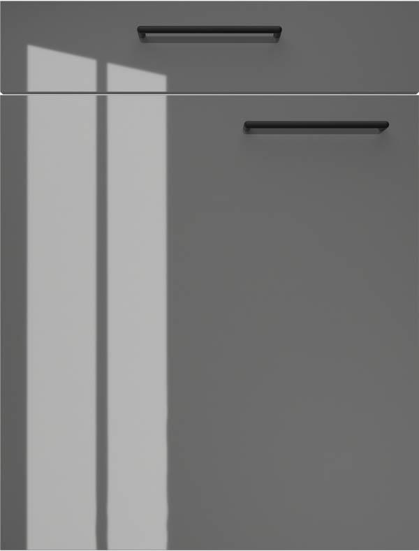 artego Küchen · Front Eco · 28020 Onyxgrau