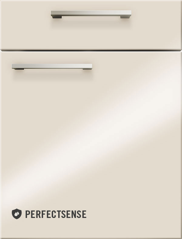 artego Küchen · Front Eco · 28066 Angoragrijs