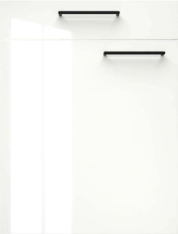 artego Küchen · Front Shine · 44023 Alpine Wit