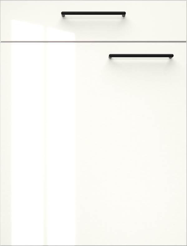 artego Küchen · Front Shine Glas · 44101 Wit