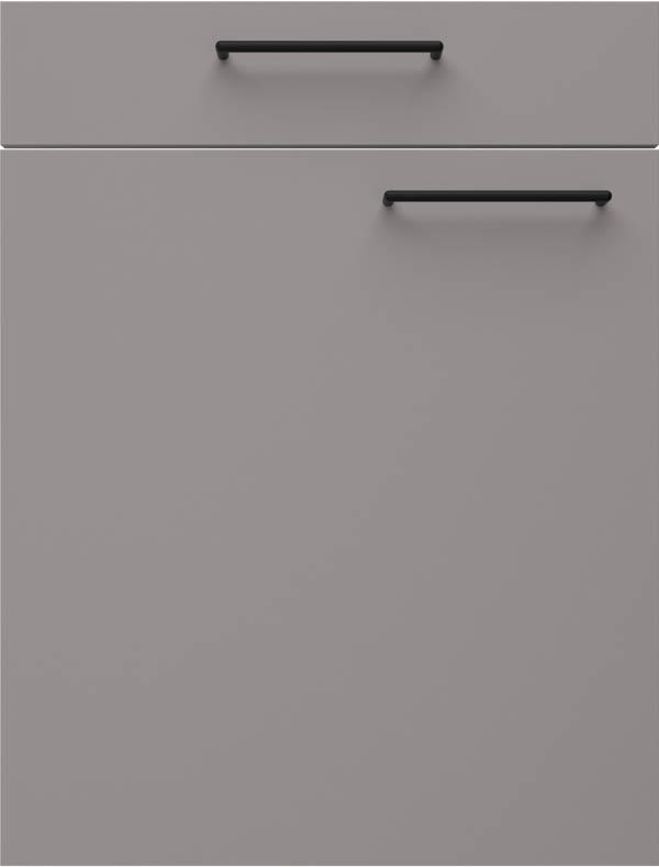 artego Küchen · Front Pure · 48012 Stofgrijs