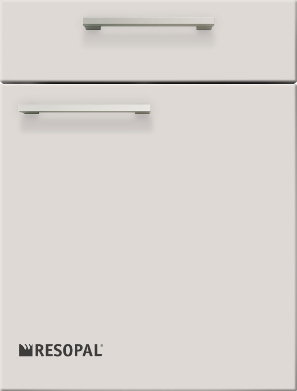 artego Küchen · Front Pure · 48015 Zijdegrijs