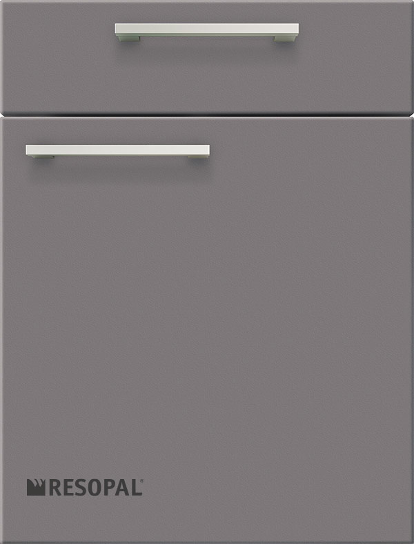 artego Küchen · Front Pure · 48020 Grafietgrijs