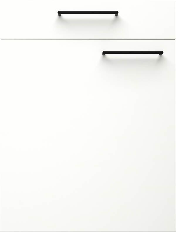 artego Küchen · Front Pure · 48023 Alpine Wit