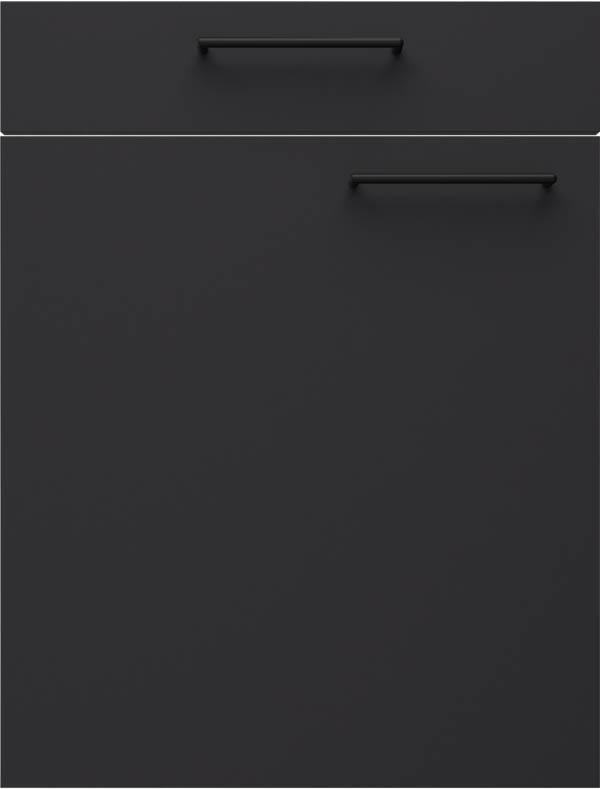 artego Küchen · Front Pure · 48029 Zwart