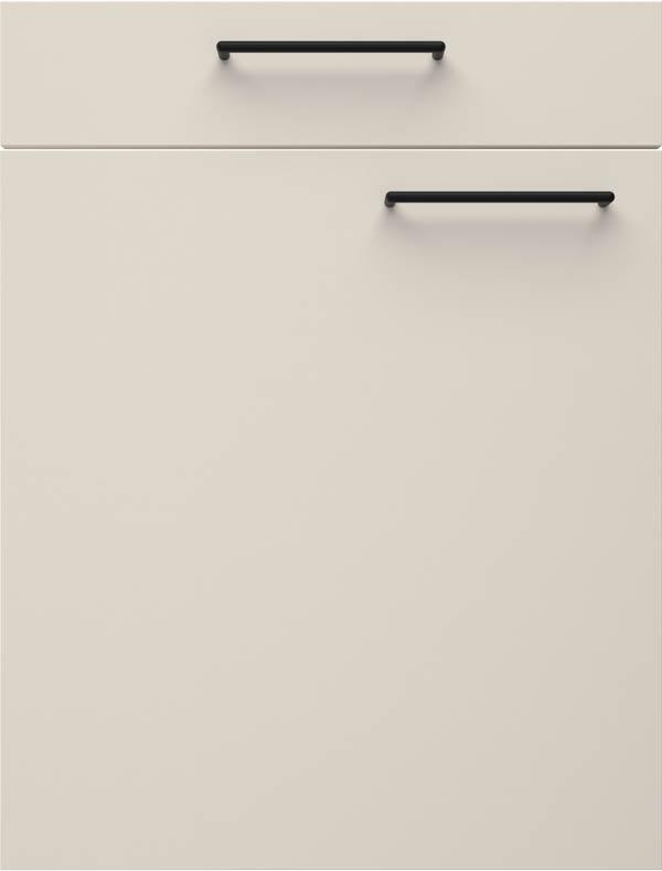 artego Küchen · Front Pure · 48066 Angoragrijs