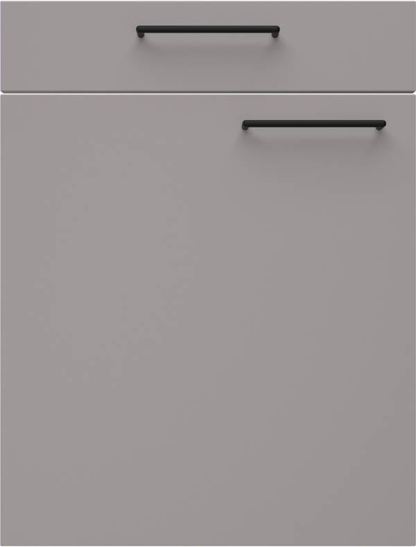artego Küchen · Front Fine Pro · 53012 Arctisch Grijs