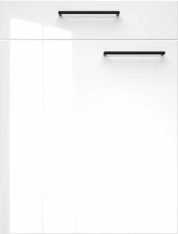 artego Küchen · Front Fine · 63023 Alpine Wit