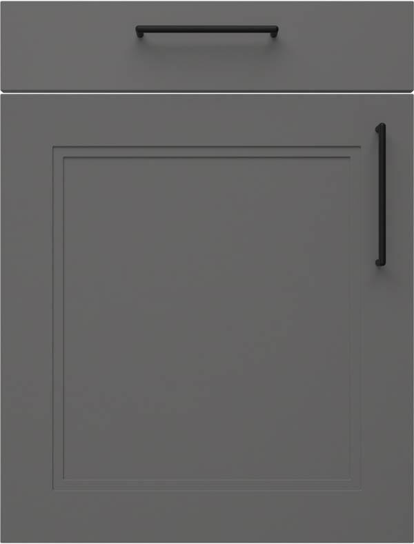 artego Küchen · Front Finca · 78020 Onyxgrijs