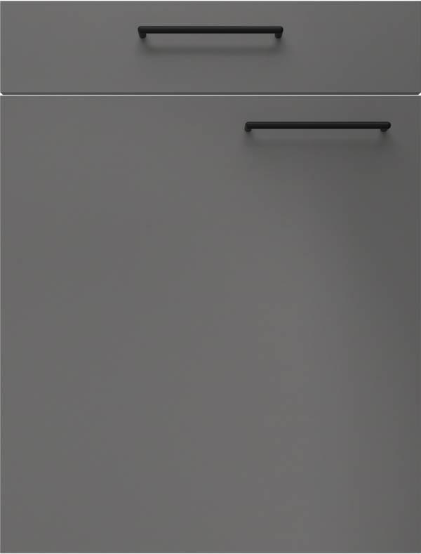 artego Küchen · Front Turin · 14020 Onyxgrijs