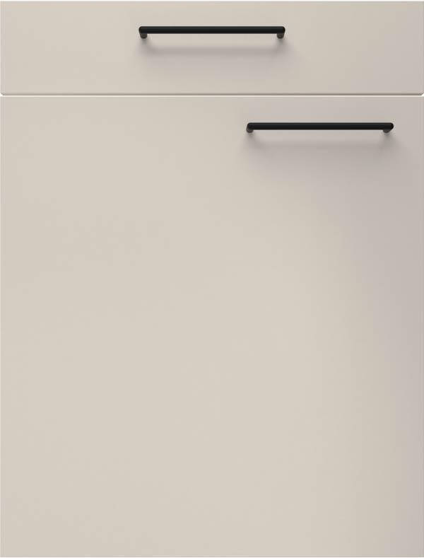 artego Küchen · Front Turin · 14066 Angoragrijs