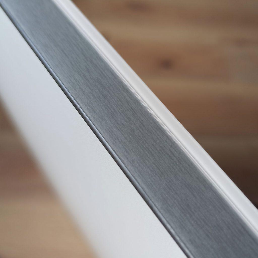 artego Küchen · Fronten mit Glaskante